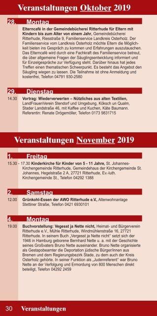 Blickpunkt Ritterhude 4/2019