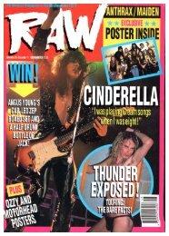 DEC 1990 RAW 58