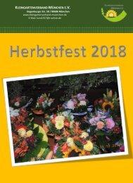 Herbstfest 2018
