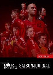 TSV Lohr_Saisonjournal_2019-2020