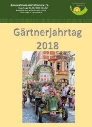 Gärtnerjahrtag 2018