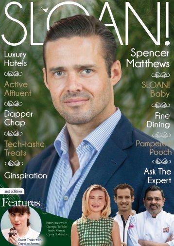 SLOAN! 21st Edition