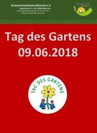 Tag des Gartens 2018