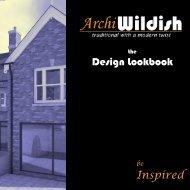 Archiwildish Lookbook 2019