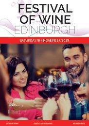 Edinburgh Festival of Wine 2019 | Wine Tasting Catalogue