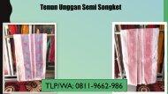 PROMO!!! TELP/WA 0811-9662-986 Tenun Unggan Lansek Manieh Tenun Exclusive KHAS SIJUNJUNG PADANG