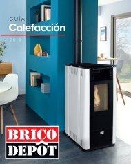Catálogo Bricodepot Calefacción 2020