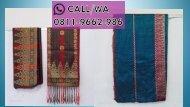 PROMO!!! TELP/WA 0811-9662-986 Harga Tenun Unggan Lansek Manieh KHAS SIJUNJUNG PADANG