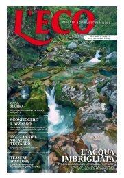 Eco delle Valli e delle Dolomiti Friulane - Ottobre 2019