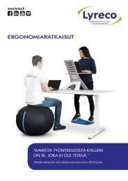 LYRECO ergonomiaesite 11 2019