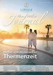 Larimar Journal Herbst/Winter 2019