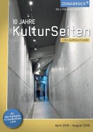 KulturSeiten 2018.1