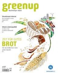 greenup #07 Leseprobe