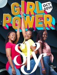 Sky Girls Ghana - Edition 9