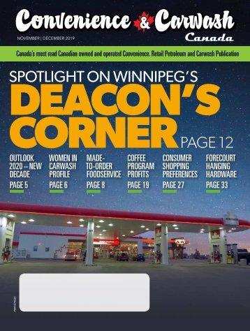 Convenience & Carwash Canada November_December 2019