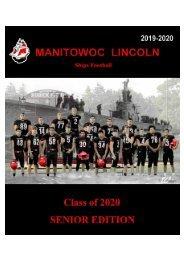 2019 2020 Senior Book