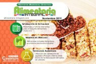 Alimentaria Integral Noviembre 2019