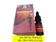 PREMIUM !! TELP : 0811-3470-111 (WA), Supplier British Propolis Untuk Gagal Ginjal Banyuwangi Situbondo