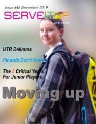 Serveitup Tennis Magazine #46