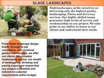 Slade landscapes