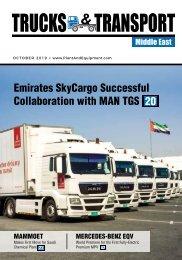 Trucks & Transport   Middle East   October 2019 Edition