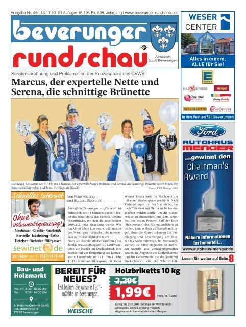 Beverunger Rundschau 2019 KW 46