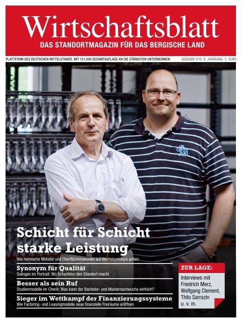 Die Wirtschaftsblatt