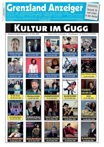15.11.19 Grenzland Anzeiger