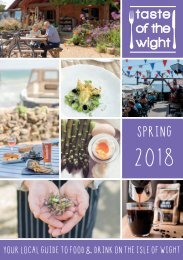 Taste of the Wight 2018 | Spring