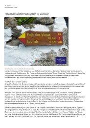 Pilgerglueck: Azoren Inselwandern fuer Geniesser