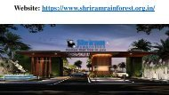Shriram RainForest Plots For sale In Devanahalli Bangalore