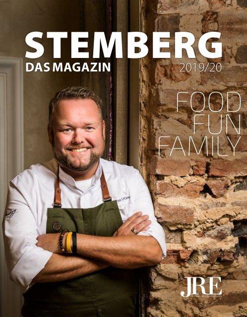 Stemberg - Das Magazin 2019/2020