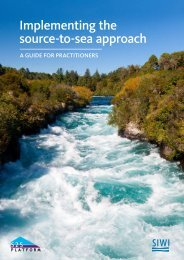 Source-to-Sea Practitioners Guide