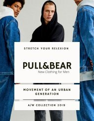 PULL&BEAR men catalog
