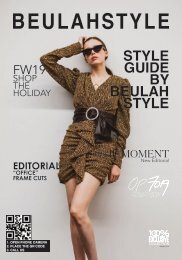 2019 FW19 November Catalog