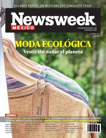 Newsweek Nov 19