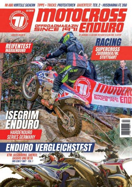 Motocross Enduro Ausgabe 12/2019