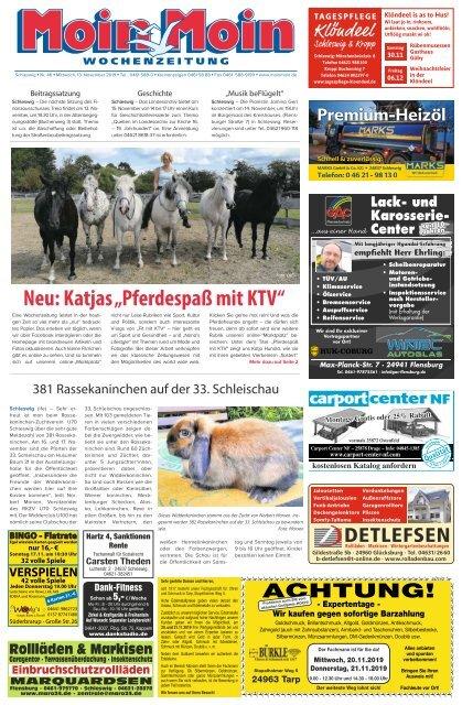 MoinMoin Schleswig 46 2019
