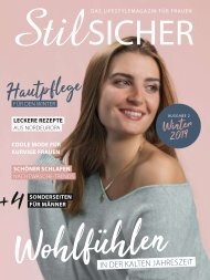 Stilsicher Ausgabe 2: Winter 2019