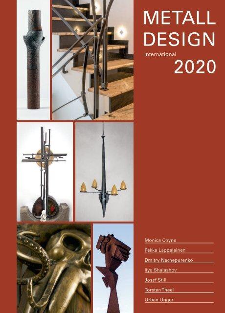 Vorschau MetallDesign Jahrbuch 2020