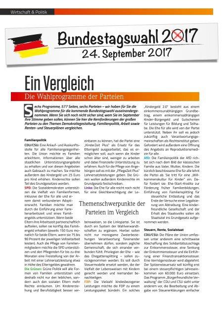 TRENDYone   Das Magazin - Allgäu - August 2017
