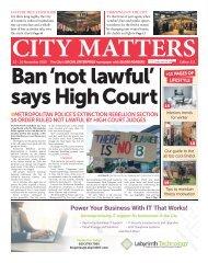 City Matters 111