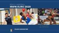 MW16 BH EURO 2020 - Italian Candidature
