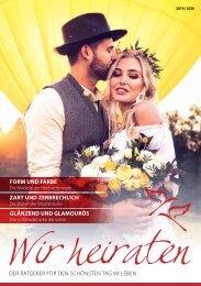 Magazin - Wir heiraten - 25.11.2019