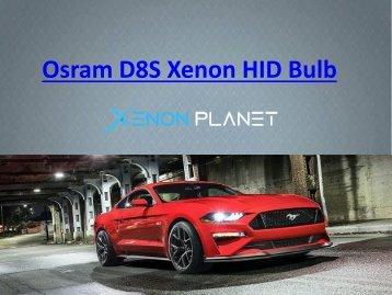 Osram D8S Xenon Bulbs