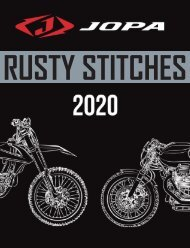 Rusty Stitches 2020