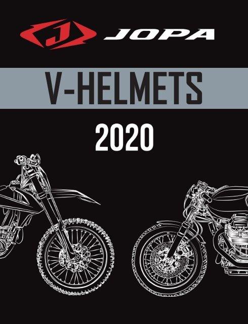 V-HELMETS 2020
