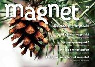 MagnetBank Közösségi Magazin - TÉL