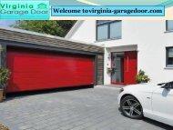 Garage Door Repair Services in Vienna VA