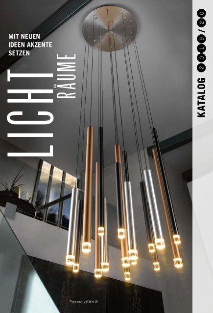 Licht-Räume Katalog 2019-2020